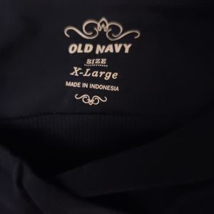 Blue dress old navy long xl new w/tag